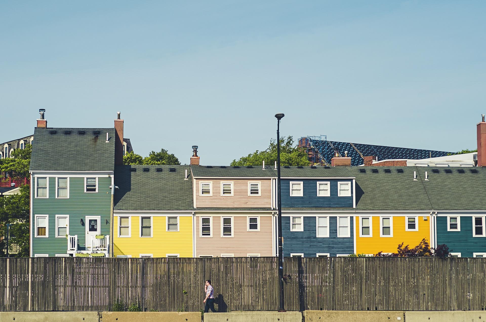Maximální výška plotu mezi sousedy 2017